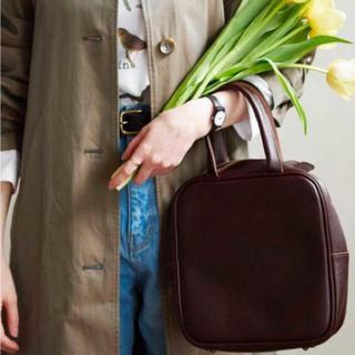 フィグロンドン(fig London)のgrandma hand bag(ハンドバッグ)
