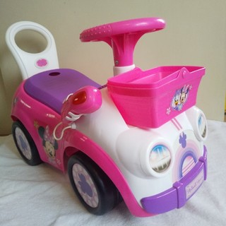 ディズニー(Disney)の専用です。ディズニー 乗用玩具 ライドオン ミニー(手押し車/カタカタ)
