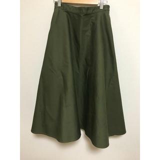 ユニクロ(UNIQLO)のユニクロ サーキュラースカート 新品(ロングスカート)
