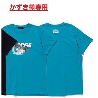 エクストララージ(XLARGE)のかずき専用:XLARGE TEE DEKU グリーンXL1枚(Tシャツ/カットソー(半袖/袖なし))