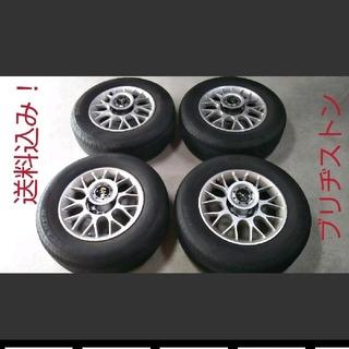 205/70R15中古タイヤ(タイヤ・ホイールセット)