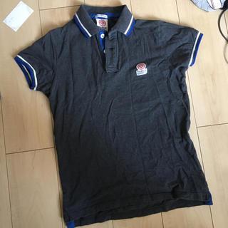 フランクリンアンドマーシャル(FRANKLIN&MARSHALL)のfranklin marshall オシャレポロシャツ(ポロシャツ)