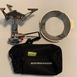 シンフジパートナー(新富士バーナー)のSOTO マイクロレギュレーターストーブ SOD-300S + SOD-451(ストーブ/コンロ)
