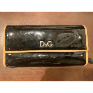 ドルチェアンドガッバーナ(DOLCE&GABBANA)のドルガバ 財布 エナメル(財布)