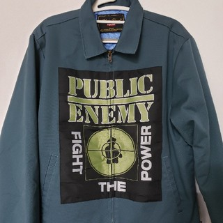 シュプリーム(Supreme)のSupreme UNDERCOVER public enemy Jacket(ブルゾン)