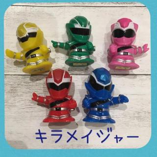キラメイジャー すくい人形 5種類セット(キャラクターグッズ)