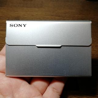 ソニー(SONY)の【値下げ】名刺入れ カードケース SONY(名刺入れ/定期入れ)