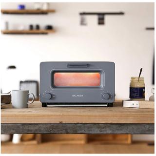 バルミューダ(BALMUDA)のバルミューダ スチームオーブントースター (新品・未使用)(調理機器)
