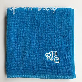 ロンハーマン(Ron Herman)のロンハーマン☆ ハンドタオル【Turquoise】(ハンカチ/ポケットチーフ)