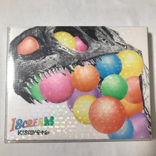 キスマイフットツー(Kis-My-Ft2)のI SCREAM〈初回生産限定2cups盤〉(アイドル)