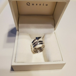 プラージュ(Plage)のQussio シルバーリング(リング(指輪))