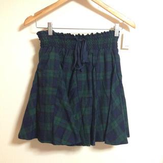 クレドソル(CLEF DE SOL)のクレドソル♡チェックスカート(ミニスカート)