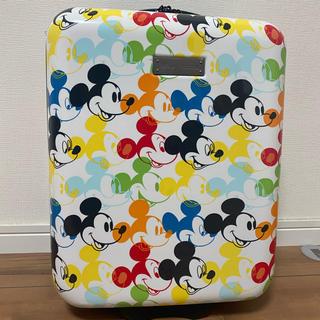 アメリカンツーリスター(American Touristor)の新品未使用AMERICAN TOURISTER  ミッキーマウススーツケース(スーツケース/キャリーバッグ)