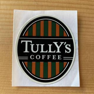 タリーズコーヒー(TULLY'S COFFEE)の【ロゴステッカー】タリーズコーヒー(ノベルティグッズ)