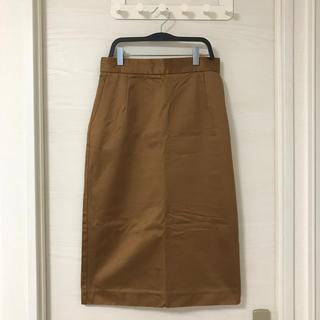 デミルクスビームス(Demi-Luxe BEAMS)の【数回着用・美品】タイトスカート(ひざ丈スカート)