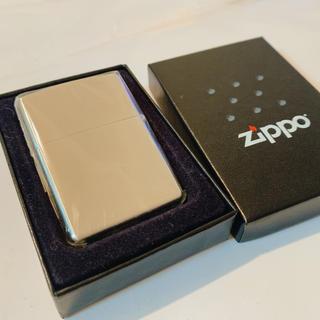 ジッポー(ZIPPO)のメッセージ付き Zippo(タバコグッズ)