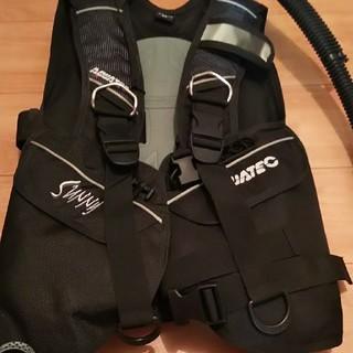 アクアラング(Aqua Lung)のダイビング 重器材 BCD(マリン/スイミング)