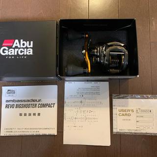 ガルシア(galcia)の13Revo ビッグシューターコンパクト左(リール)