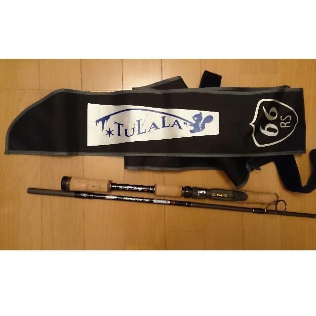 (KK様専用)ツララ モンストロ66s スポーツ/アウトドアのフィッシング(ロッド)の商品写真