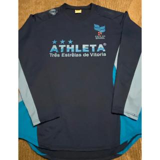 アスレタ(ATHLETA)のATHLETA アスレタ 長袖プラシャツ  Lサイズ(ウェア)