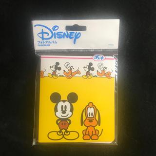 ディズニー(Disney)の値下げ!ディズニー チェキ用ミニアルバム(フィルムカメラ)