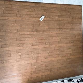 ナショナル かんたん床暖 ホットカーペット(ホットカーペット)