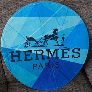 エルメス(Hermes)のノベルティ ブルーマット(ノベルティグッズ)