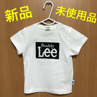 バディーリー(Buddy Lee)のベビー服 男の子 80 Buddy Lee Tシャツ 白(Tシャツ)