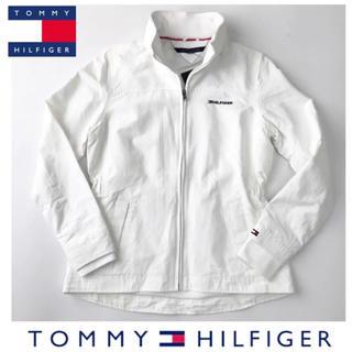 トミーヒルフィガー(TOMMY HILFIGER)の新品 ★海外限定品 トミーヒルフィガー ナイロンジャケット ブルゾン レディース(ナイロンジャケット)