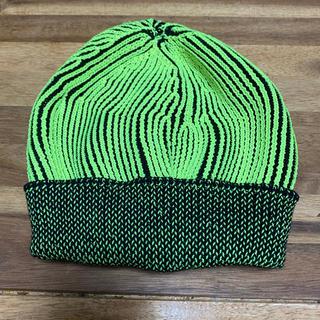 マルタンマルジェラ(Maison Martin Margiela)のマルジェラニット帽(ニット帽/ビーニー)