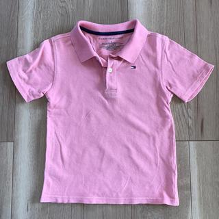 トミーヒルフィガー(TOMMY HILFIGER)のTommy ポロシャツ サイズ6(Tシャツ/カットソー)