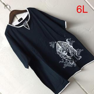 6Lメンズ半袖 Tシャツ