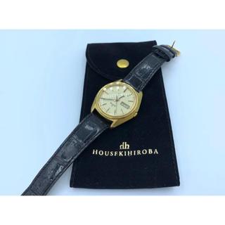 セイコー(SEIKO)のSEIKO セイコー V.F.A K18YG クォーツ アンティーク(腕時計(デジタル))