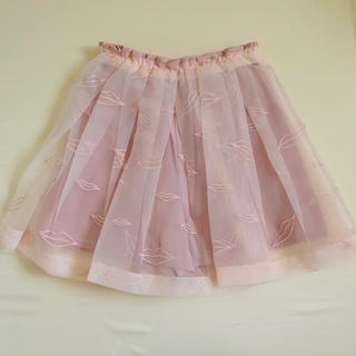 ハニーミーハニー(Honey mi Honey)のハニーミーハニー♡リップ柄スカート(ミニスカート)