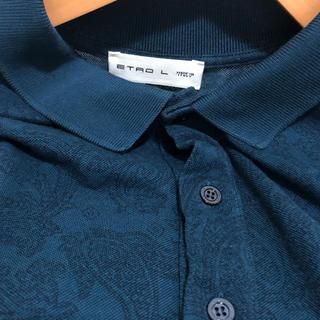 エトロ(ETRO)の美品✨ETRO エトロ ポロシャツ (ポロシャツ)
