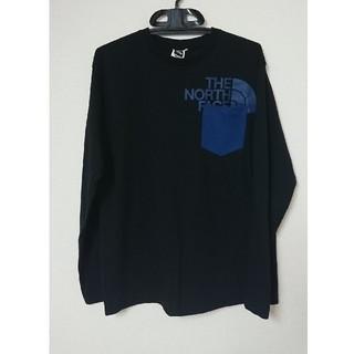 ザノースフェイス(THE NORTH FACE)のTHE NORTH FACE 長袖Tシャツ Lサイズ(Tシャツ/カットソー(七分/長袖))