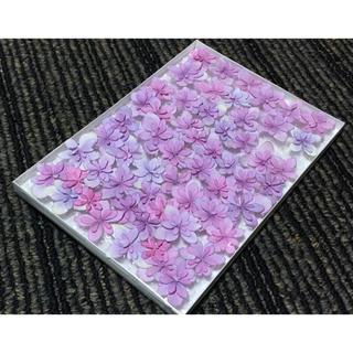 お花屋さんが作った紫陽花のドライフラワー   ③(ドライフラワー)