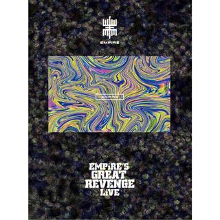 エンパイア(EMPIRE)の新品未開封 EMPiRE'S GREAT REVENGE LiVE初回生産限定盤(ミュージック)