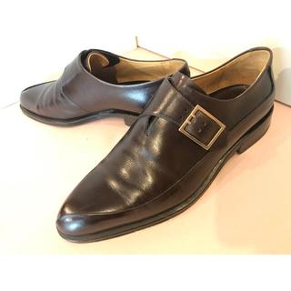 ジャンニヴェルサーチ(Gianni Versace)のGianniVersace シューズ 革靴【美品】(ドレス/ビジネス)
