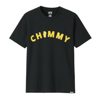 ボウダンショウネンダン(防弾少年団(BTS))のBT21 Chimmy Tシャツ Lサイズ(Tシャツ/カットソー(半袖/袖なし))