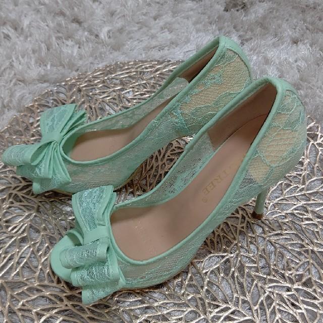 Chesty(チェスティ)の【新品未使用】パンプス レディースの靴/シューズ(ハイヒール/パンプス)の商品写真