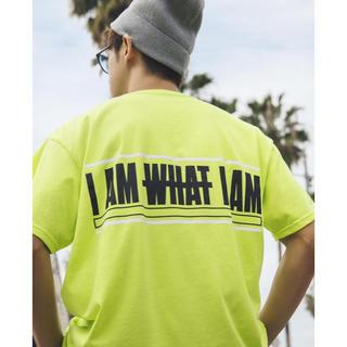 トリプルエー(AAA)のIAMWHATIAM T-shirt(Tシャツ(半袖/袖なし))