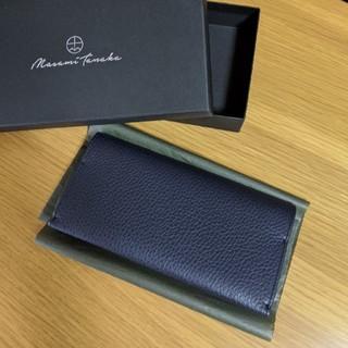 値下げ日本製 MASAMI TANAKA 長財布(長財布)