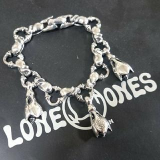 ロンワンズ(LONE ONES)のカレシスブレスレット 3ティアベル(S) レディース クロムハーツ(ブレスレット)