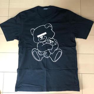 アンダーカバー(UNDERCOVER)のアンダーカバー UNDERCOVER NEU BEAR TEE 熊Tシャツ  (Tシャツ/カットソー(半袖/袖なし))