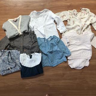 ボンポワン(Bonpoint)のブランド子供服 まとめ売り GIRL サイズ80〜90 秋物(その他)