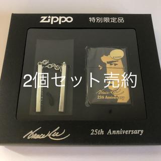 ジッポー(ZIPPO)の未使用品!ブルースリー特別限定品 ジッポーzippo(タバコグッズ)