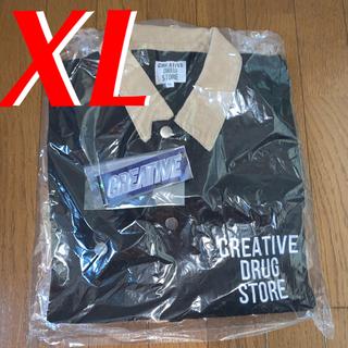 シュプリーム(Supreme)のCREATIVE DRUG STORE Coverall Jacket XL(カバーオール)