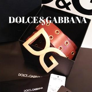 DOLCE&GABBANA - DOLCE&GABBANA ベルト/95