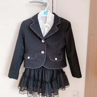 ニシマツヤ(西松屋)の女の子フォーマル セット✾120㎝(ドレス/フォーマル)